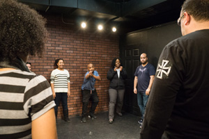 acting class group victor cruz studio