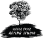 victor cruz acting studio logo