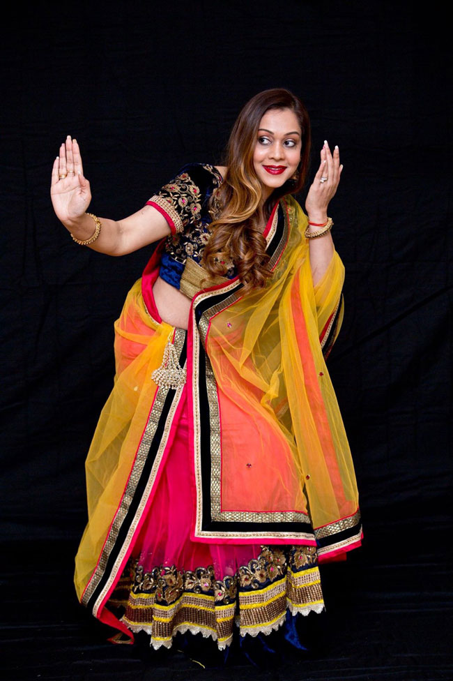 Bollywood Victor Cruz Acting Class Dance page sidebar