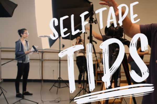 self tape tips victor cruz acting studio blog